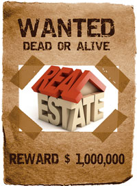 Real Estate Dead or Alive